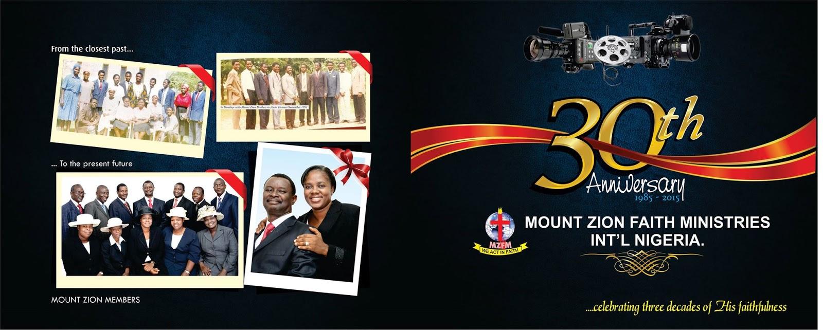 Mount zion faith ministries at 30