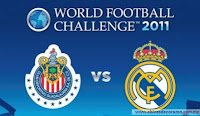 Chivas vs Real Madrid
