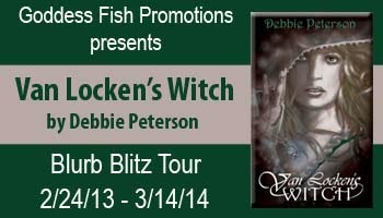 Van Locken's Witch Book Tour!
