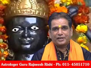Astrologer Guru Rajneesh Rishi