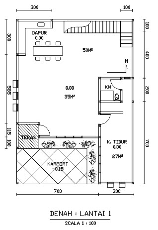 Cara Menggambar Denah Rumah dengan CorelDRAW