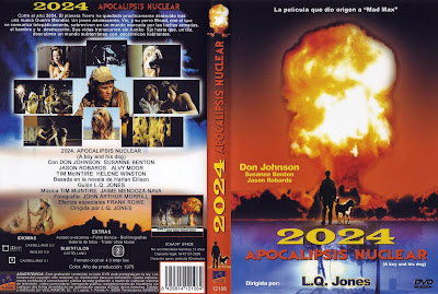 2024: Apocalipsis nuclear (Un muchacho y su perro | 1975| A Boy and His Dog (Psycho Boy and His Killer Dog)