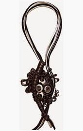 """""""Gabrielle BCN Designs Necklace"""""""