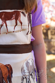 4 Crazy Kings: Child's Apron Pattern
