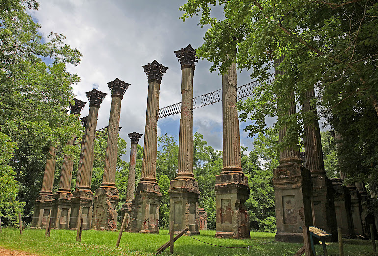 Windsor Ruins, Claiborne County, MS