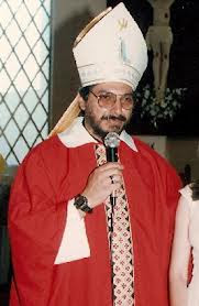 Obispo Fernando Lugo