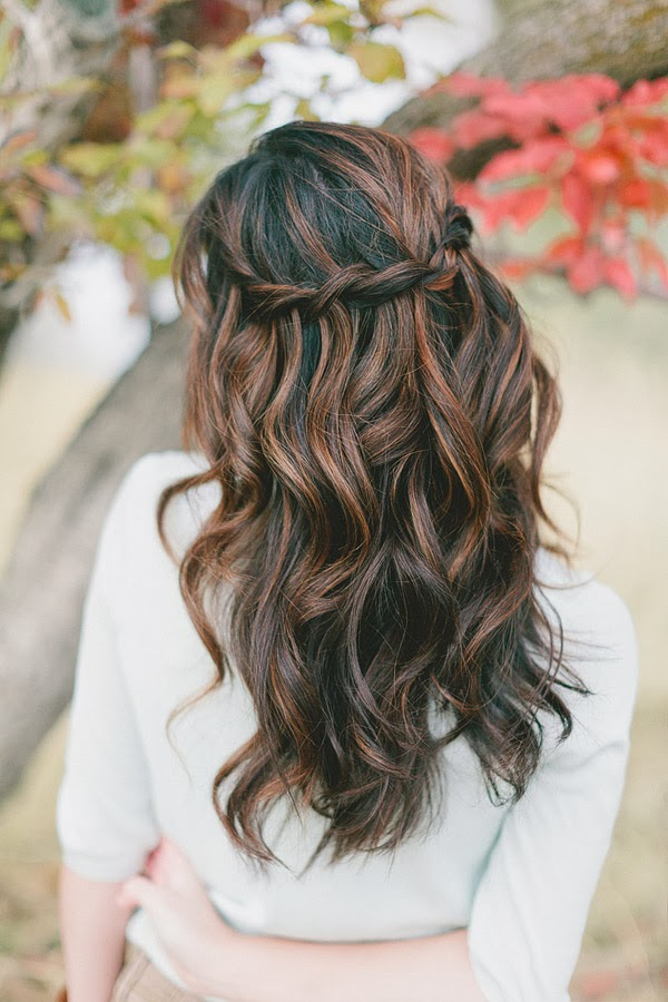 Top 5 Wedding Hairstyles, Bridal Hairstyles for long hair