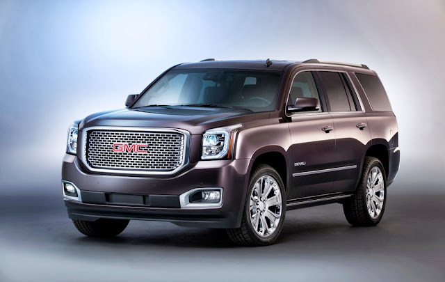 2015 GMC Yukon, Chevrolet Tahoe and Chevrolet Suburban: New Versions of GM Big Boys