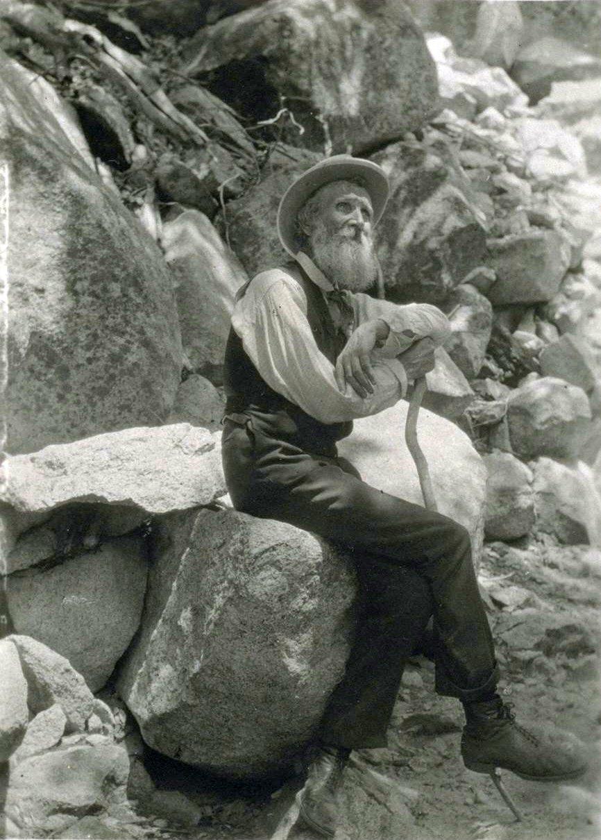 John Muir's Trail In History