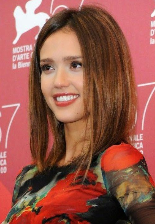 10 New Straight Hairstyles 2015