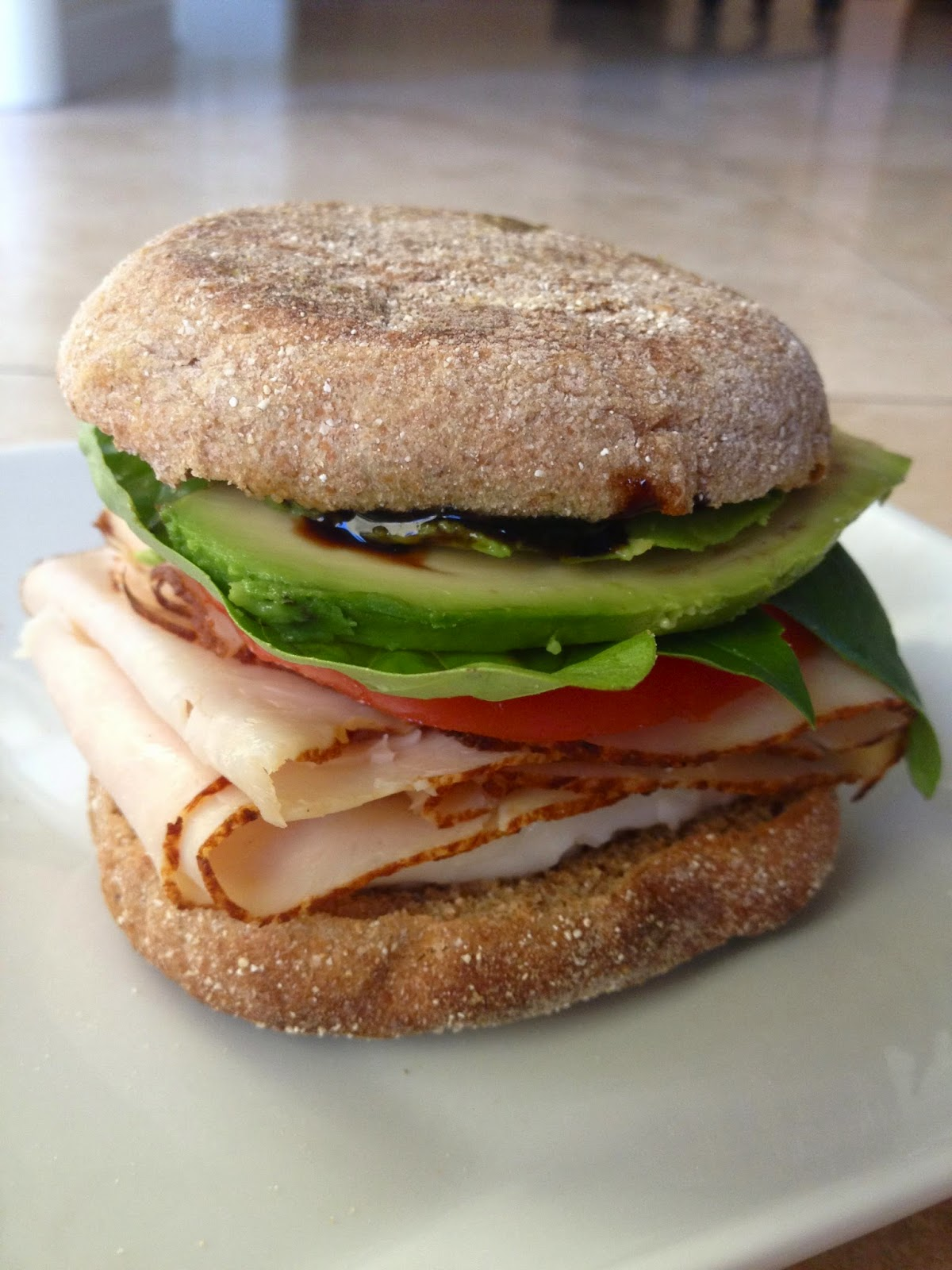Fit Fluential Mom English Muffin Sandwich Ideas For
