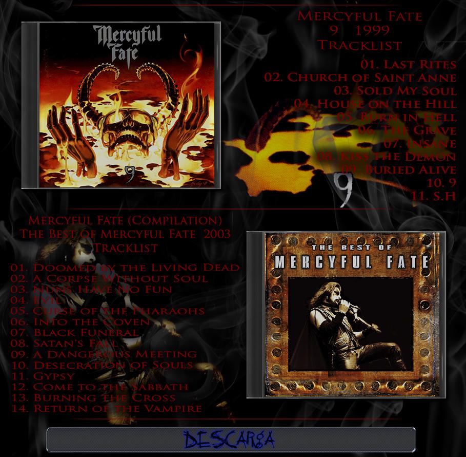 Mercyful Fate | 1982 - 2003 | Heavy Metal