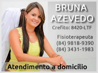 TERAPEUTA BRUNA AZEVEDO