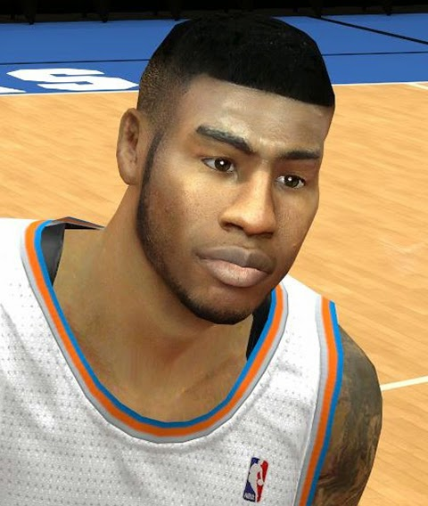 NBA 2K  Iman Shumpert Hair Update