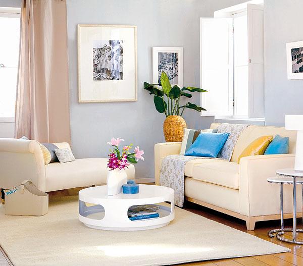 Blog de decorar sala de tv decorada com sof nico e chaise for Sala wharf 73