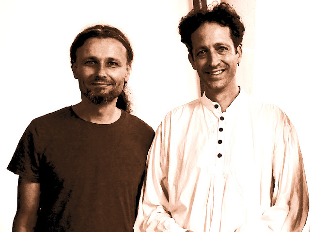 "Stephan ""Stoney"" Steiner & Albin Paulus / Photo S. Mazars"