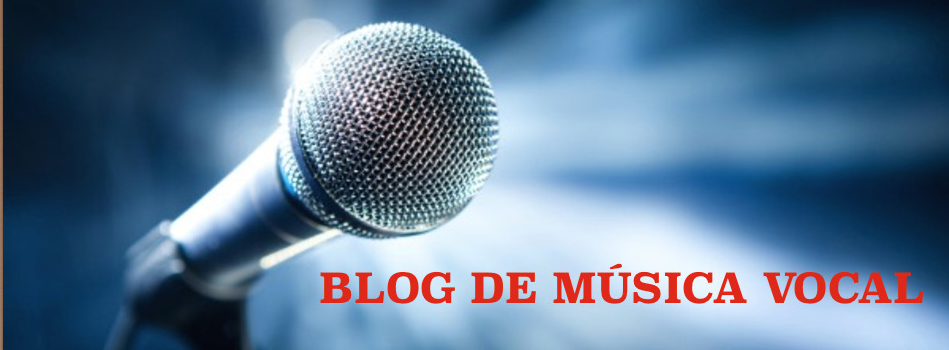 Blog de música vocal