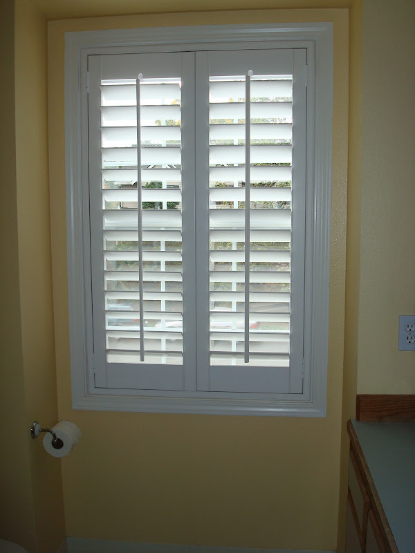 love plantation shutters we have them in most of the rooms in our  title=