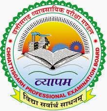 Chhattisgarh Professional Examination Board Recruitment 2014