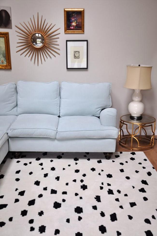 black spot caitlin wilson rug