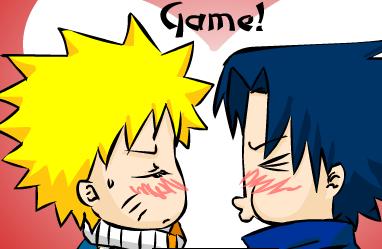 Game Naruto hôn nhau, chơi game hôn nhau cực hay