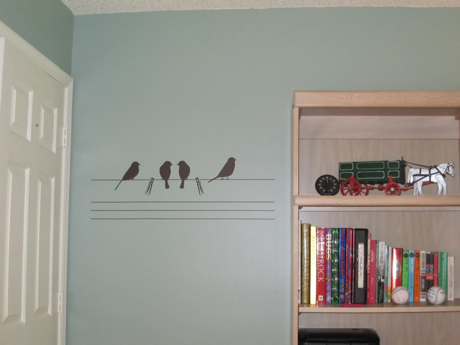 Wall Decals Dezign With A Z : Susan heim on parenting redecorate with wall decals from
