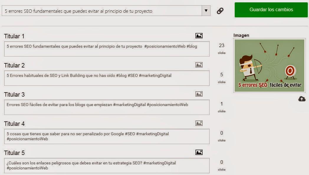 BlogsterApp TITULARES