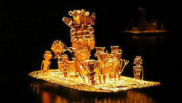 El Dorado Kota Emas Yang Belum Ditemukan