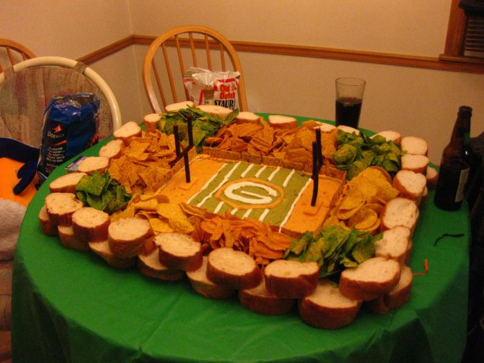 Greatest Super Bowl Food Stadiums Damn Cool Pictures