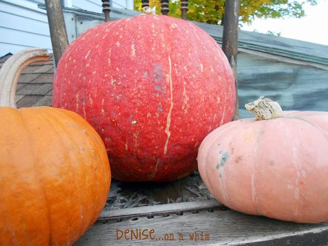 pumpkins, autumn, decor
