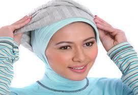 Rambut+Berjilbab Cara Merawat Rambut Berjilbab