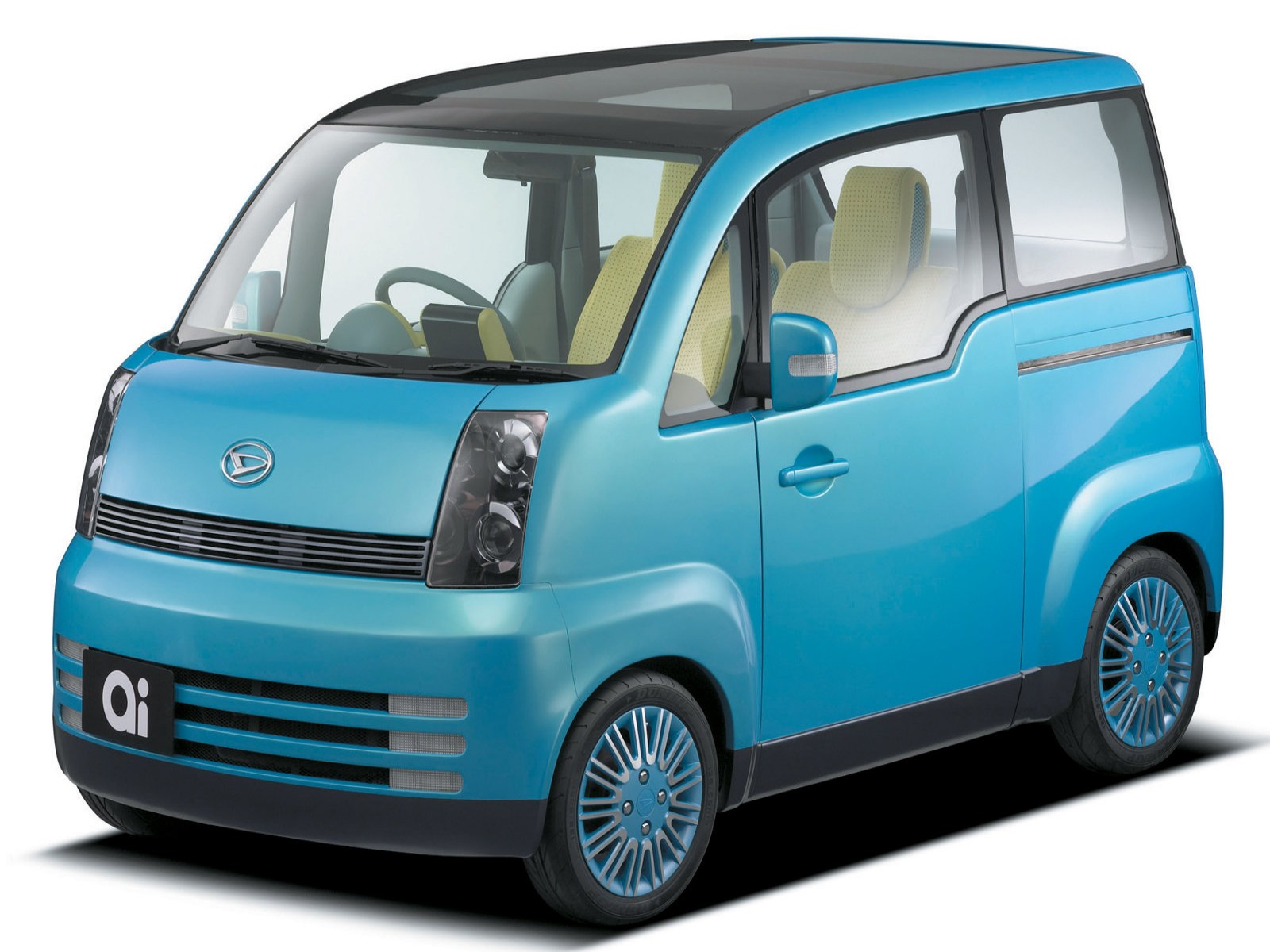 Car and car zone daihatsu ai concept 2003 new cars car reviews daihatsu ai concept 2003 vanachro Gallery
