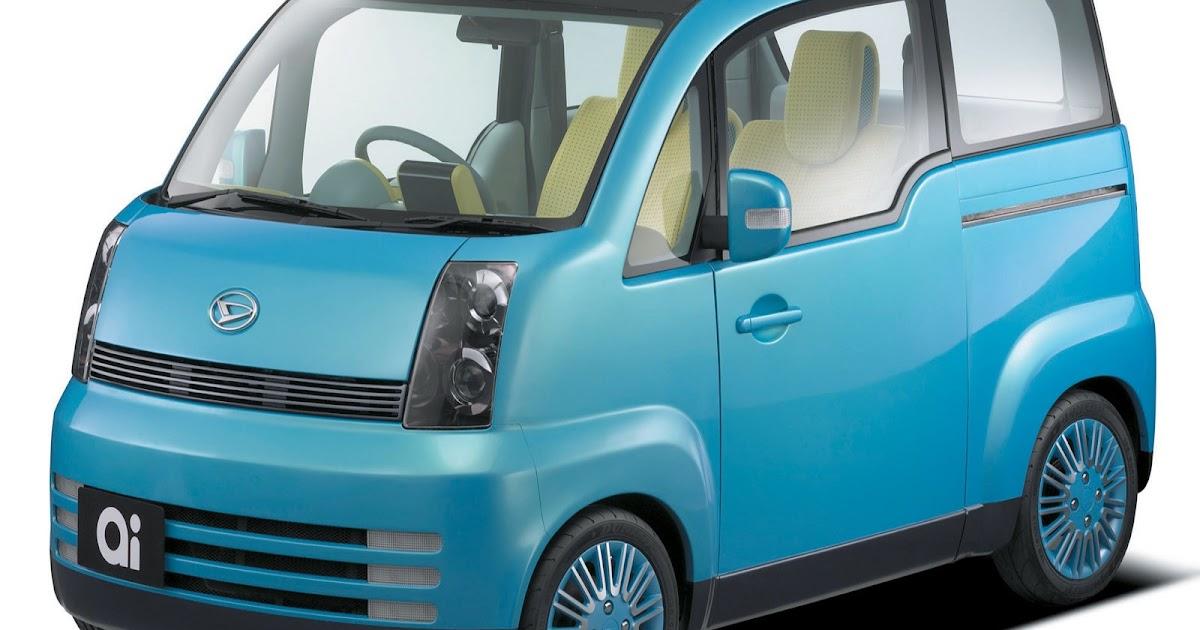 Car And Car Zone Daihatsu Ai Concept 2003 New Cars Car Reviews