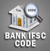 BANK IFSC CODES