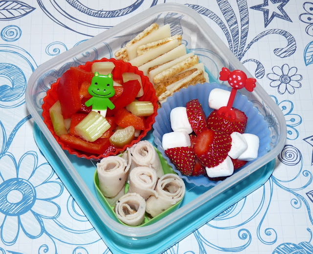 bento snack lunch