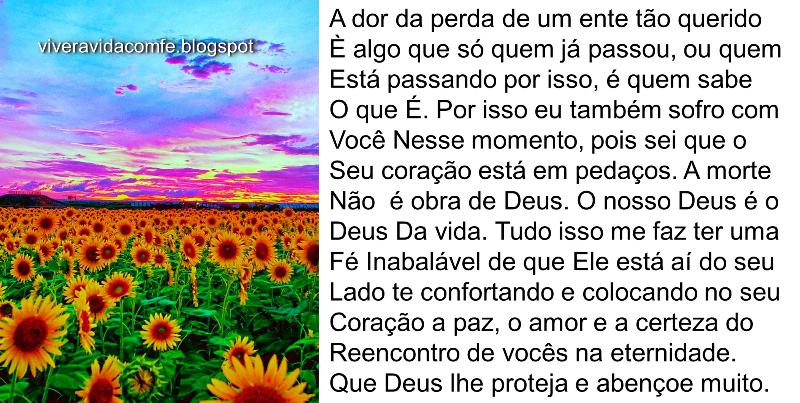 Mensagens De Fé Da Palavra De Deus Mensagem De Conforto Para Quem