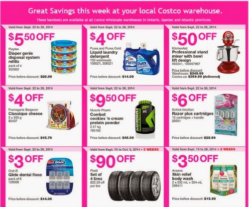 Costco Weekly Canada Coupons
