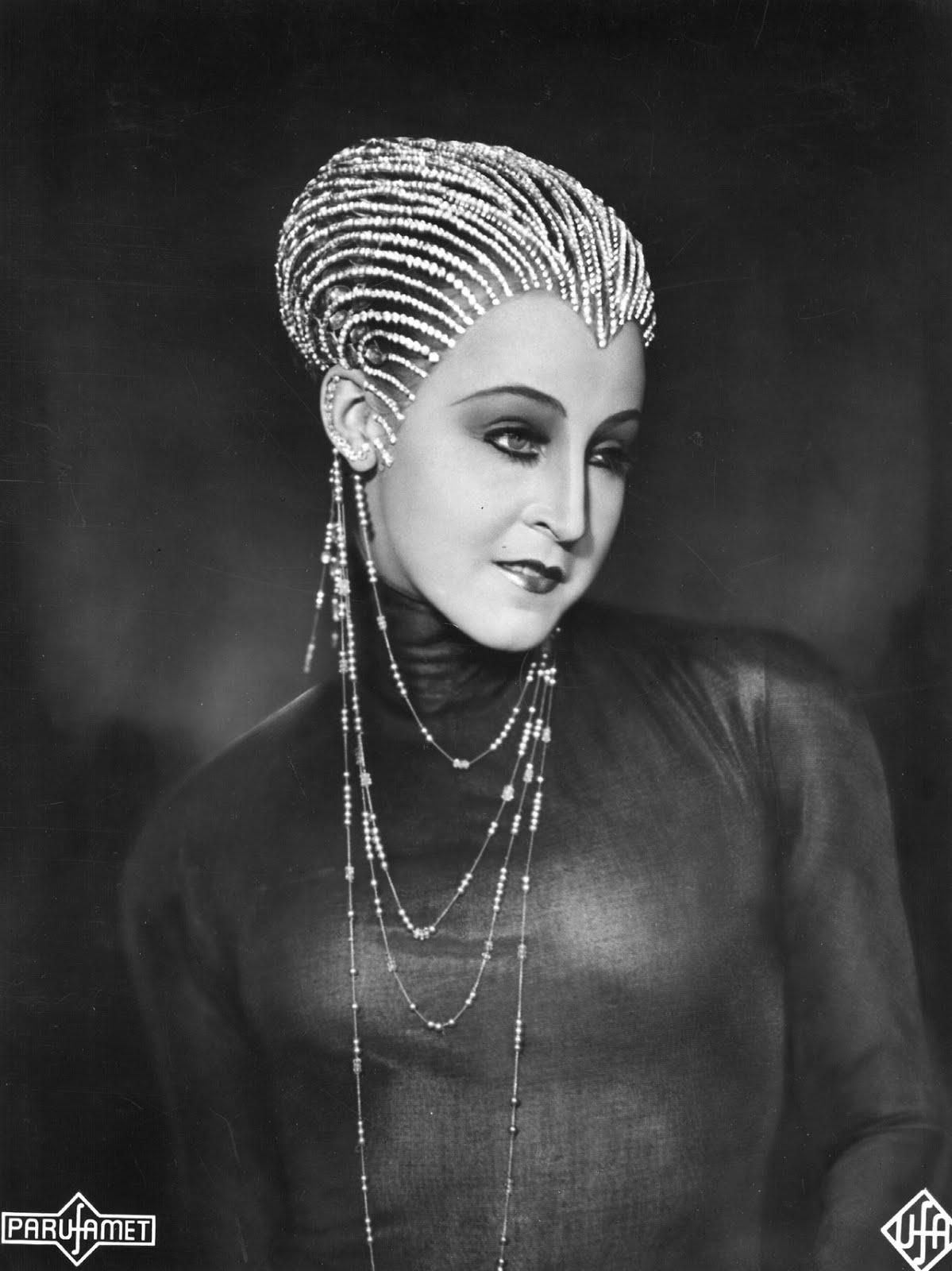 Brigitte Helm, A Deusa Eterna De Yoshiwara!!!
