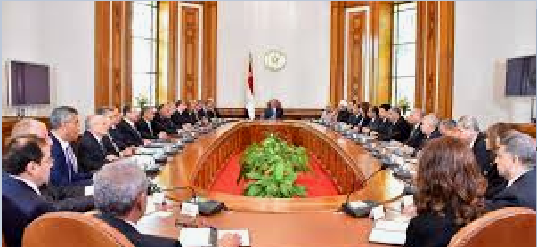 الحكومة - اعتماد التنظيم والإدارة لكشوف تثبيت المؤقتين بـ 27 محافظة بحد ادنى 1200 جنيه