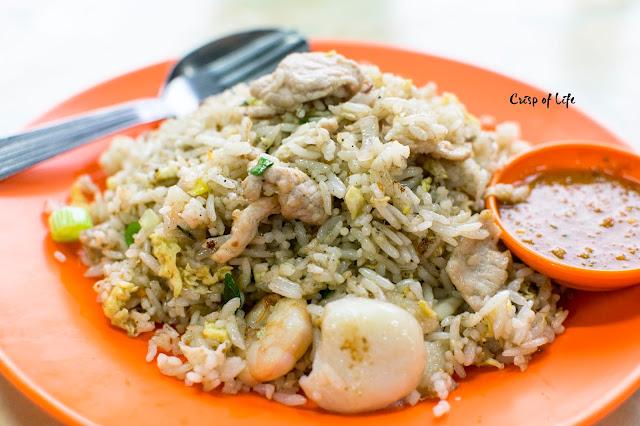 Fried Rice Jalan Besar Perkampungan Juru Bukit Tengah