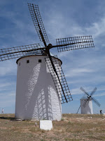 molino de viento campo de criptana CUSPIDE