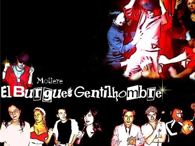 """""""El Burgués Gentilhombre"""" Versión 2009"""