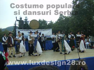 Dansuri traditionale populare sarbesti