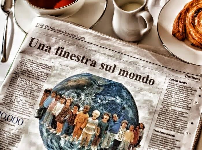 @UNA FINESTRA SUL MONDO@  Olgica