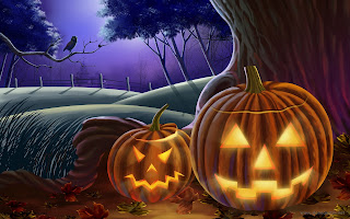 Halloween HD wallpapers - 022
