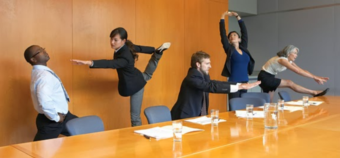Healthy Office Workers
