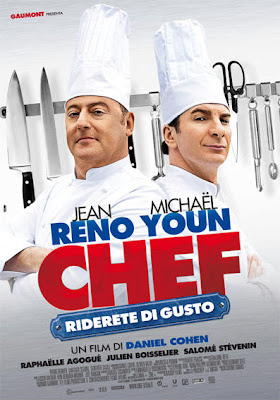 Chef streaming ITA