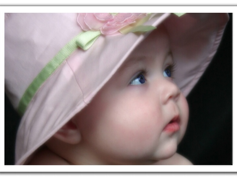 cute babies wallpapers. Cute Baby Wallpapers For