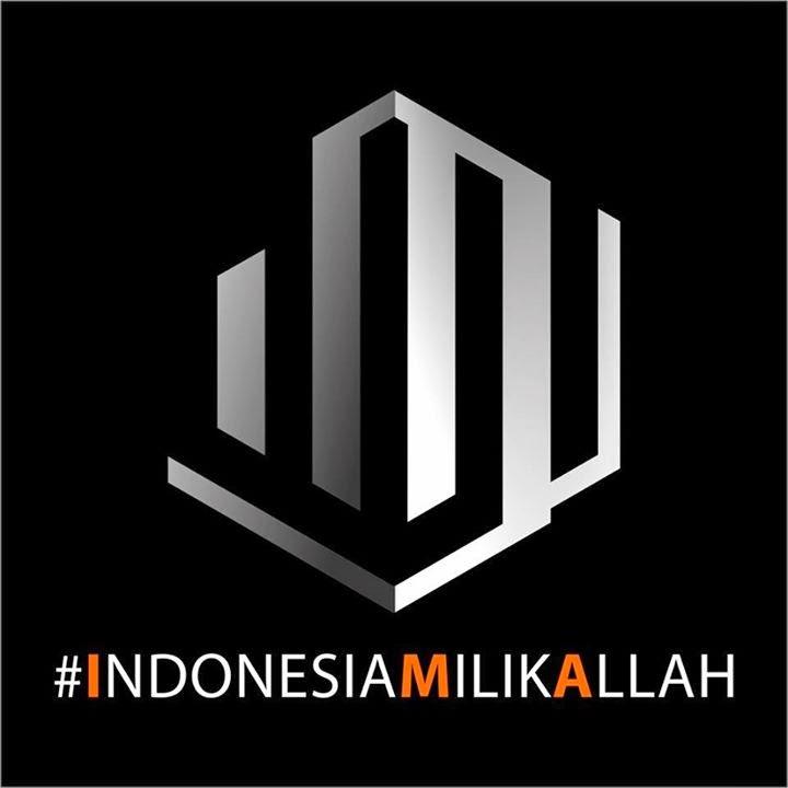 Logo Resmi Indonesia Milik Allah