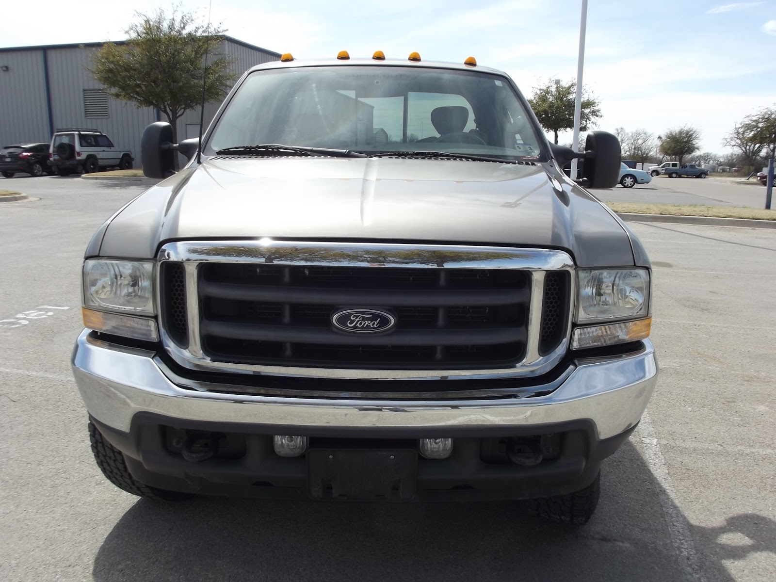 TDY Sales 817 243 9840 For Sale 2003 Ford F350 Lariat extended cab